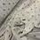 Thumbnail: Abbie Caramel Spots Crepe Georgette...