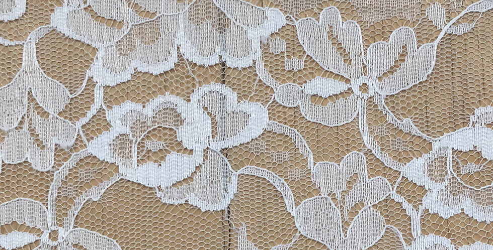 Spring Bloom Lace Trim