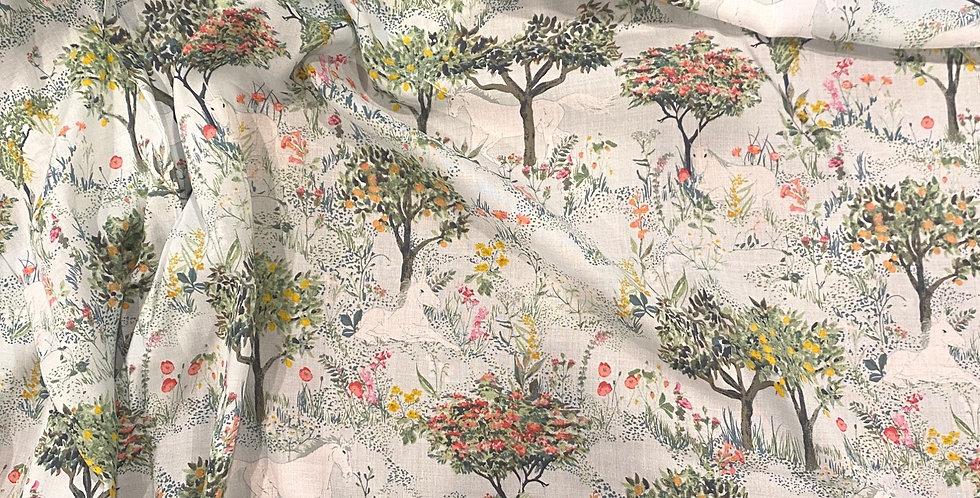 Art Gallery Fabrics Mystical Quest By Day Oslo-Tex Rayon...