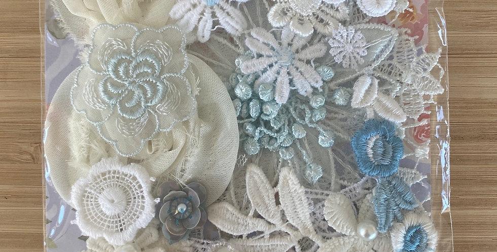 Flower motif pack 11