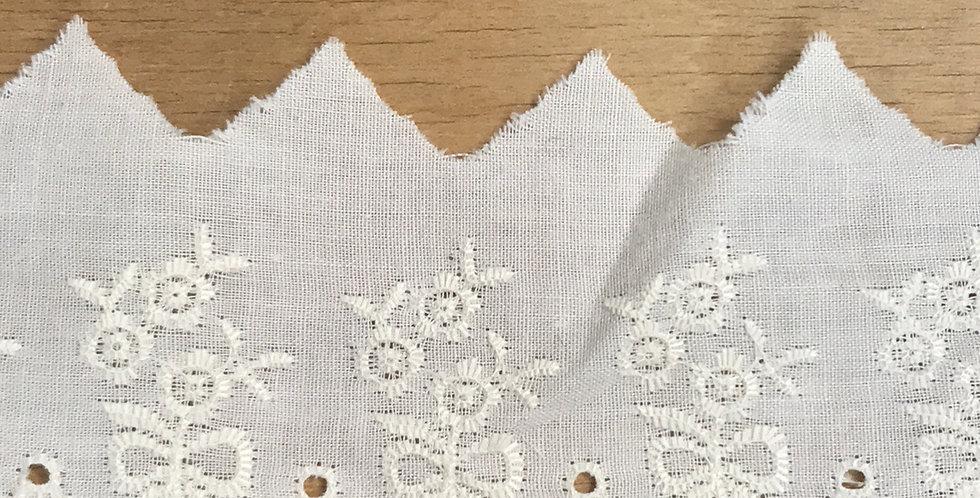 Flower posy lace
