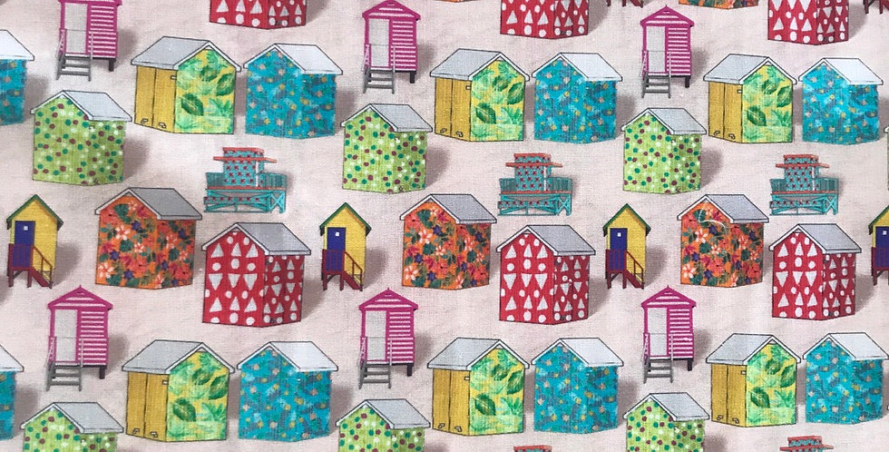 Beach house French cotton