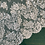 Thumbnail: Ivory French Chantilly Lace Piece #4002