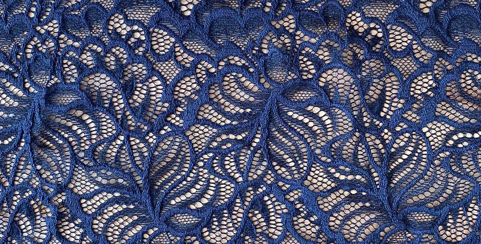 Black garden stretch lace 1.8mtr Piece...