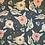 Thumbnail: Art Gallery Fabrics SPRINKLED PEONIES SPARKLER Knit…