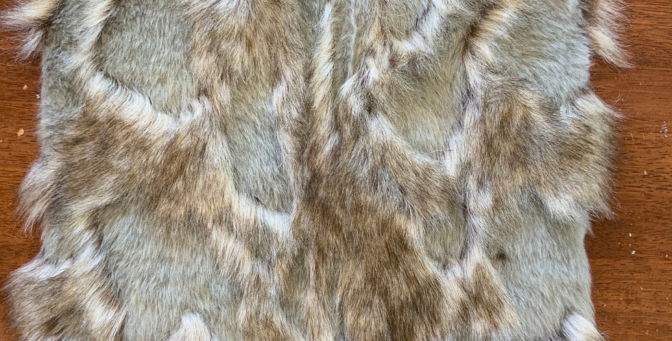 High Pile Fur Piece....