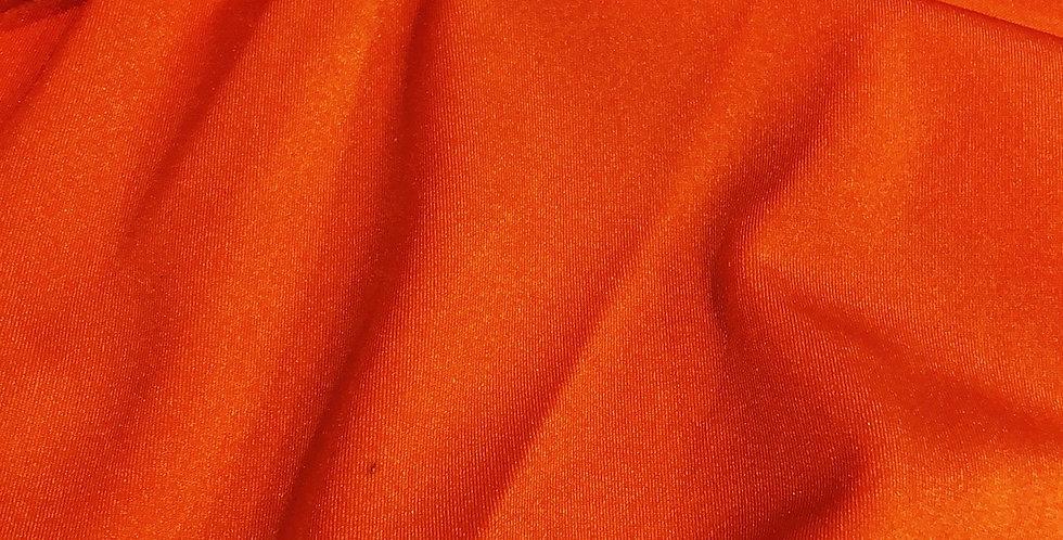 Orange Lycra ...