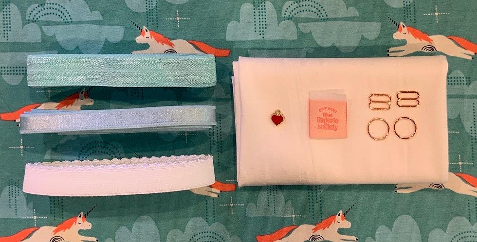 Flying Unicorns Ruby Bralette Kit…