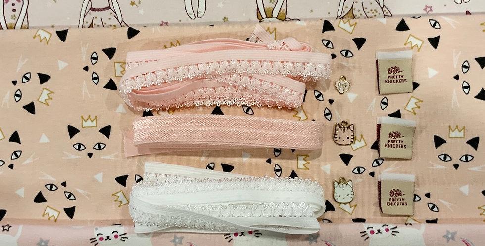 Princess Kitty Knickers Kit…