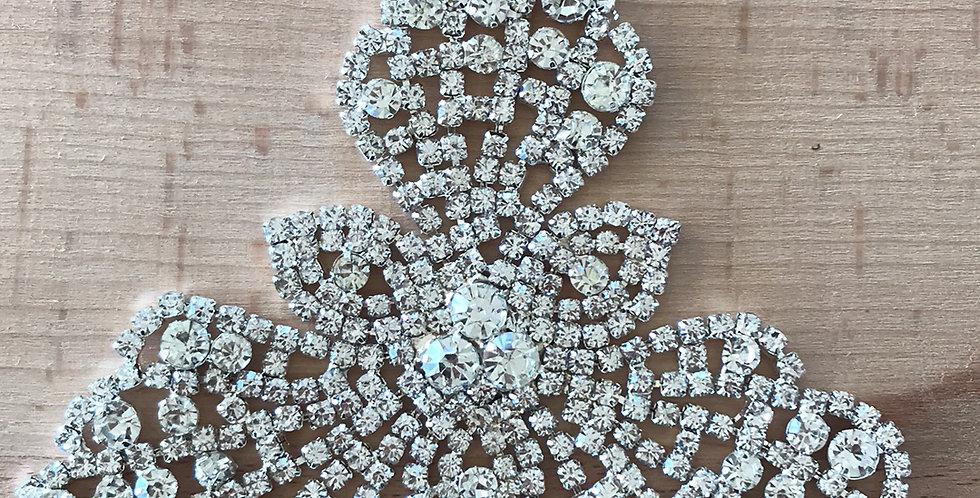 Camille diamanté motif