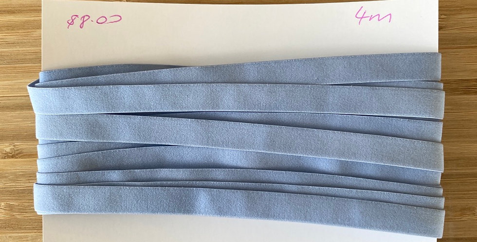 powder blue strapping remnant
