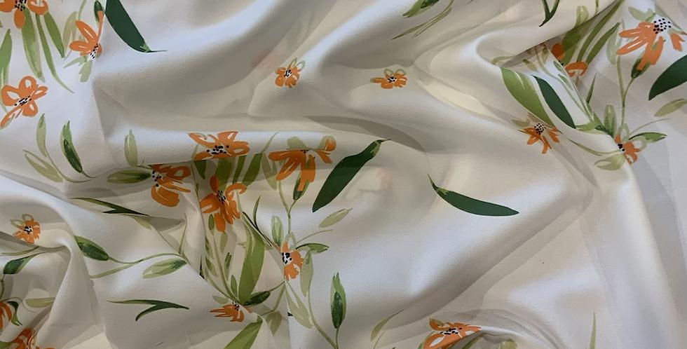 Naomi Stretch Polyester Crepe...