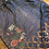Thumbnail: Navy Embroidered Lace Remnant