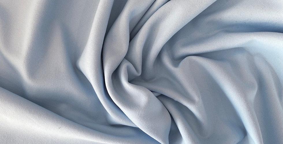 Powder blue soft matte supplex