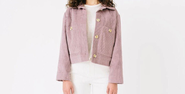 Papercut Patterns STACKER JACKET Printed Pattern...