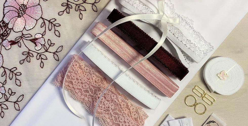 Pink Petal Wired Bra Kit…