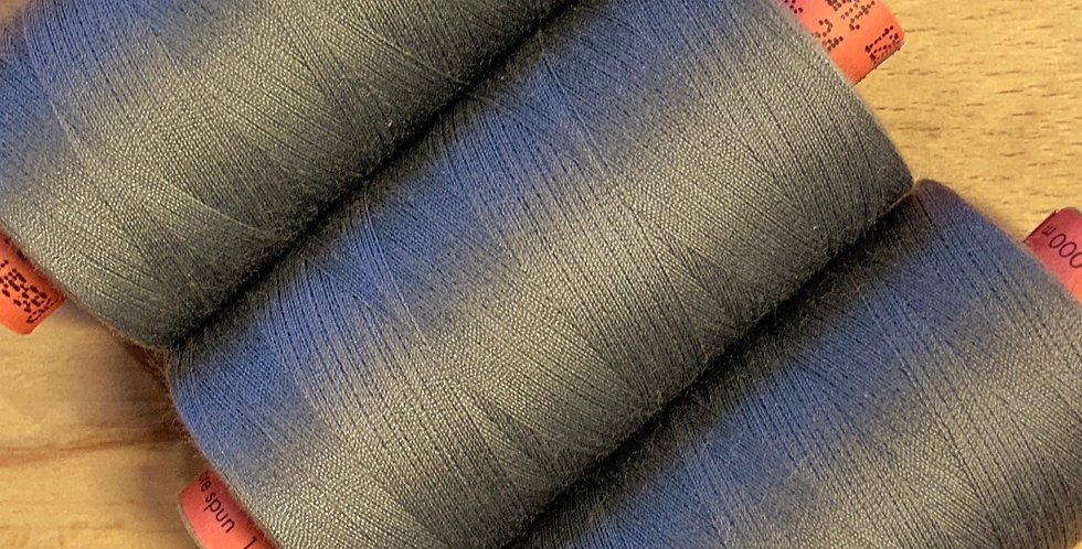 Mid Grey 1000mtrs Rasant Thread #0096