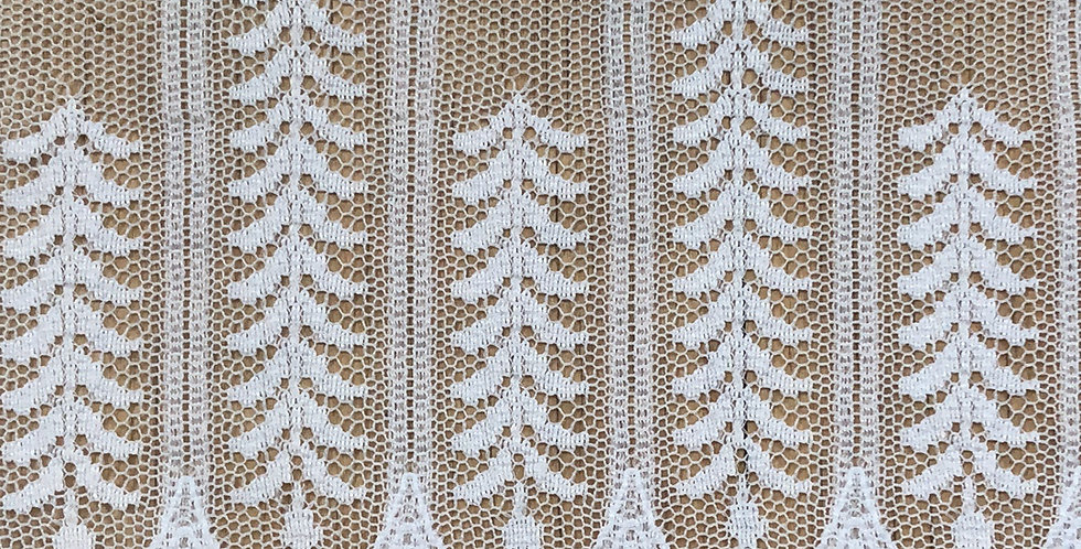 Whistler lace trim