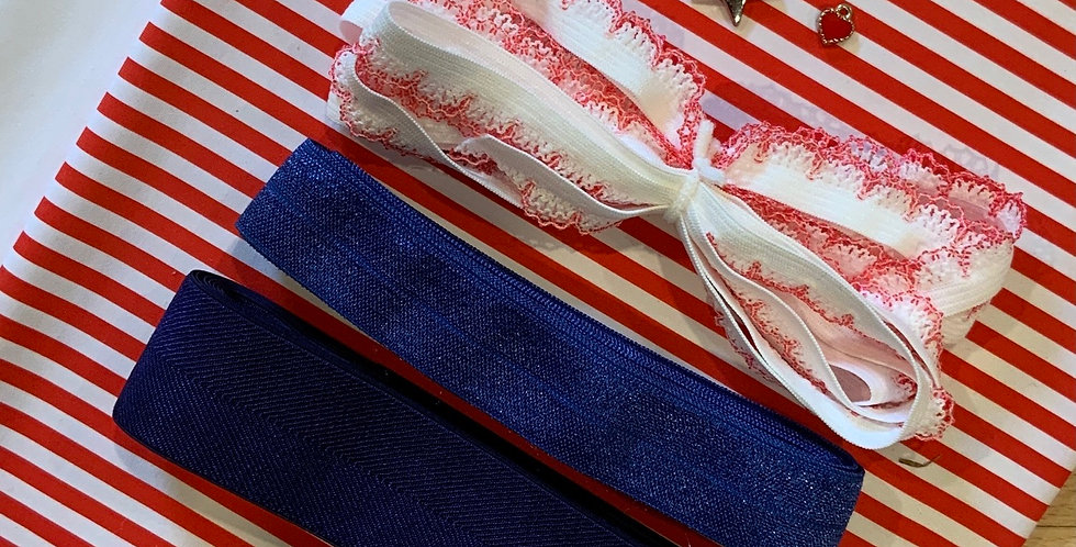 Candy Stripe Knickers Kit...