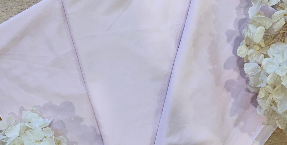 Marshmallow Silk Touch Lingerie Lycra 50cm Piece...