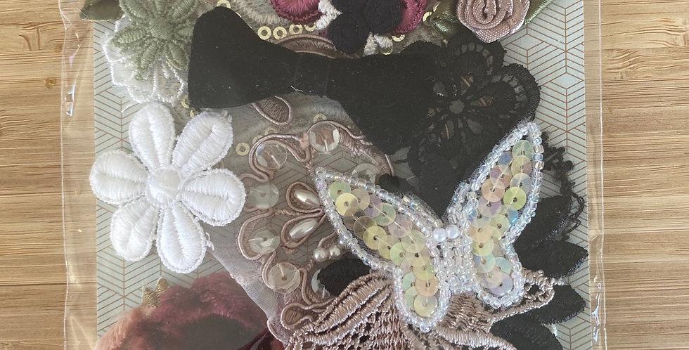 Flower motif pack 15