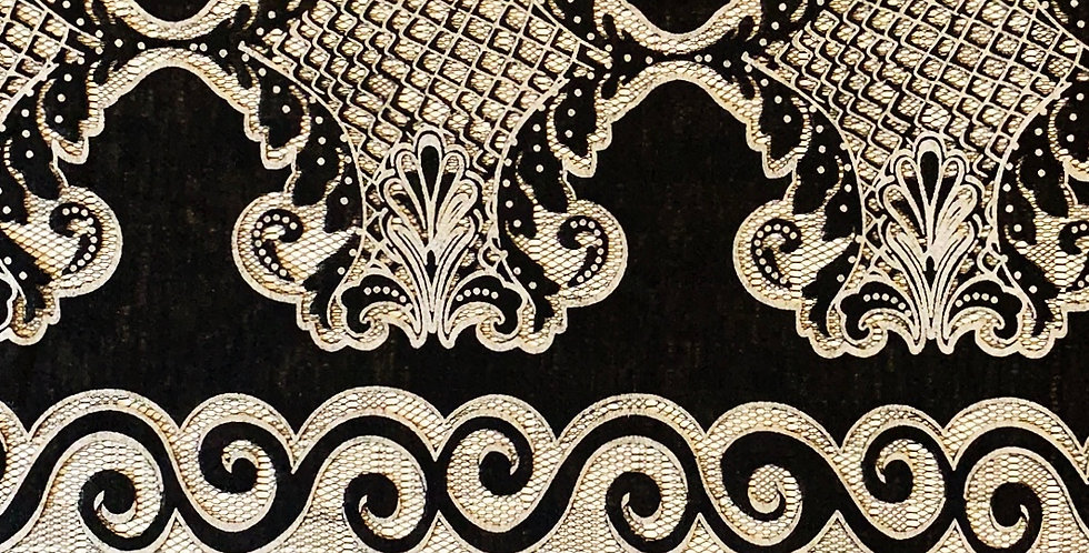 Versailles Printed Lace Voile...