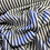 Thumbnail: Indigo Blue Stripe Linen…