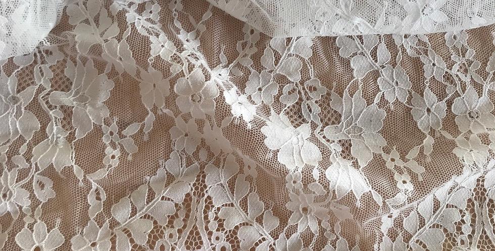 Wisteria lace piece
