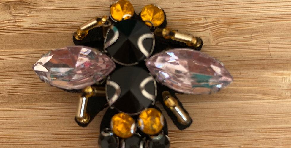Queen bee motif