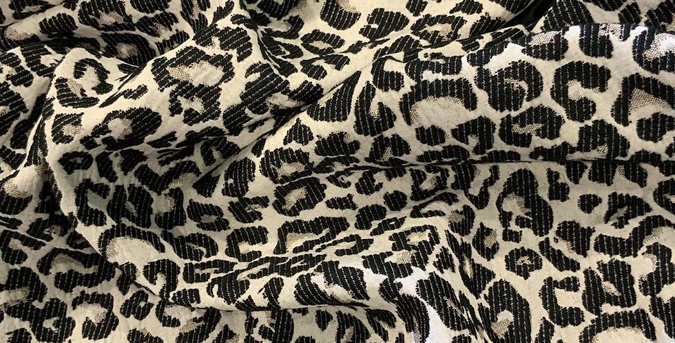 Ziggy Leopard Brocade ...