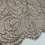 Thumbnail: Rose Gold French Chantilly Lace Piece #4027