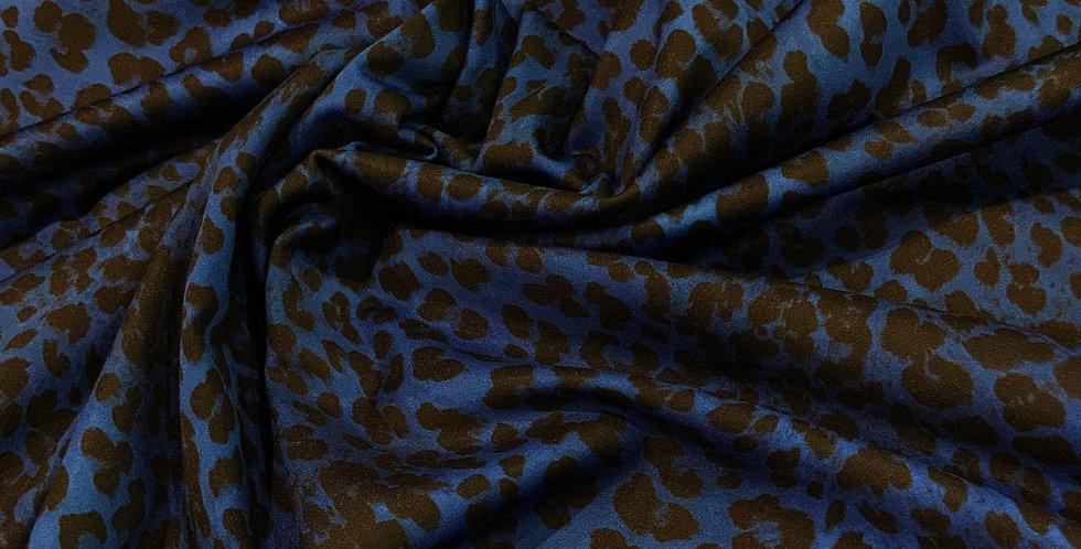 Royal baby leopard lycra