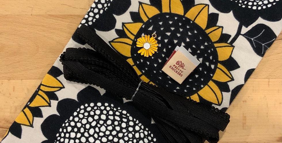 Sunflowers Paapii Knickers Kit…