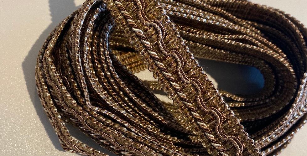 Chocolate Cream Braid Remnant