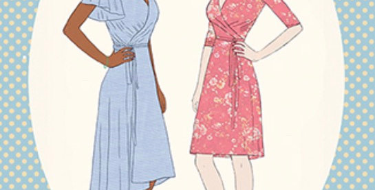 sew over it london eve dress printed pattern