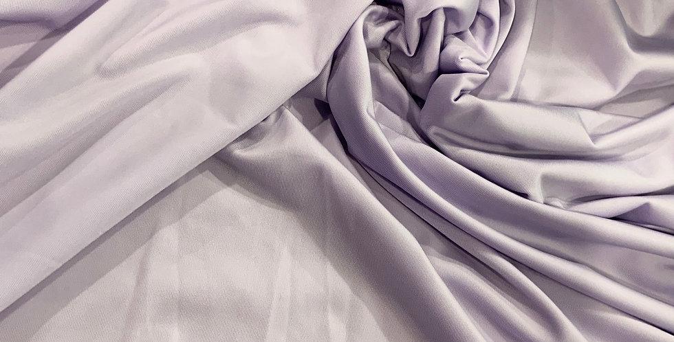 Lilac Silk Touch Lingerie Lycra..