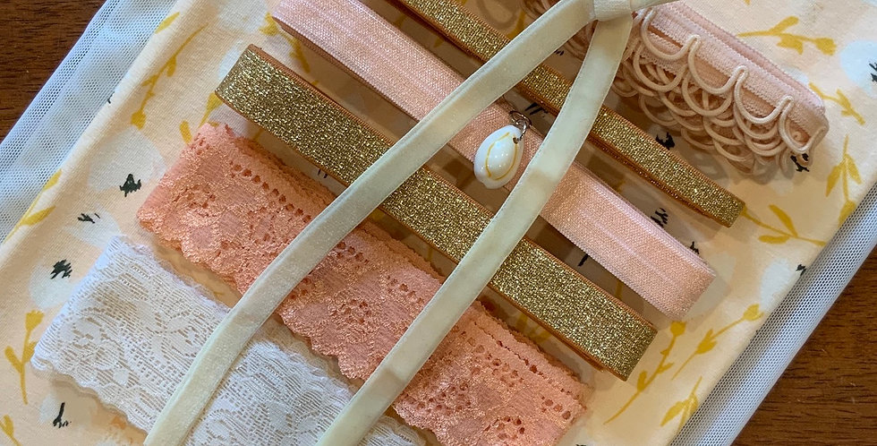 Art Gallery Fabrics Discovered Haze Oeko-Tex Lingerie Kit...