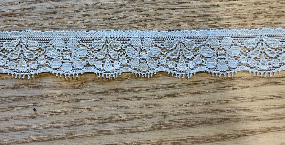 Faded Moss Stretch Lace...