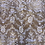Thumbnail: Mocha Pink Hand Dyed Lace Off Cut...#5000
