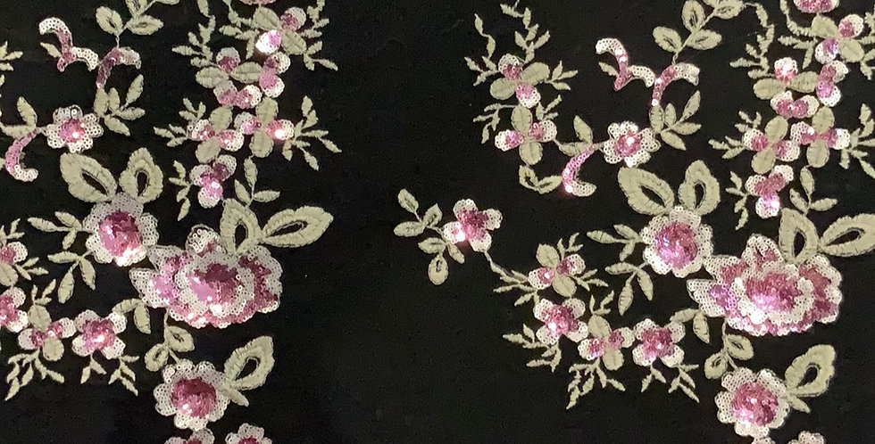 Alice Blossom Sequin Lace...