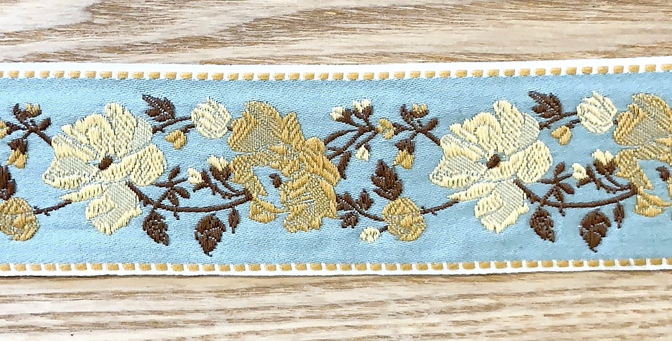 Venice Embroidered Ribbon Trim...