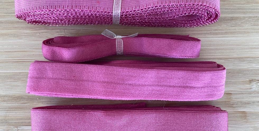Deep rose trim pack