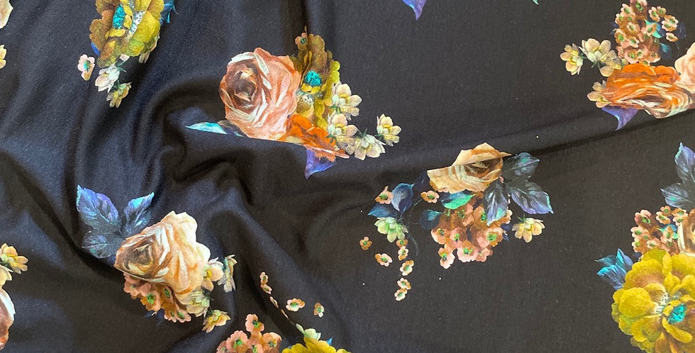 lady mcelroy bridal bouquet viscose knit
