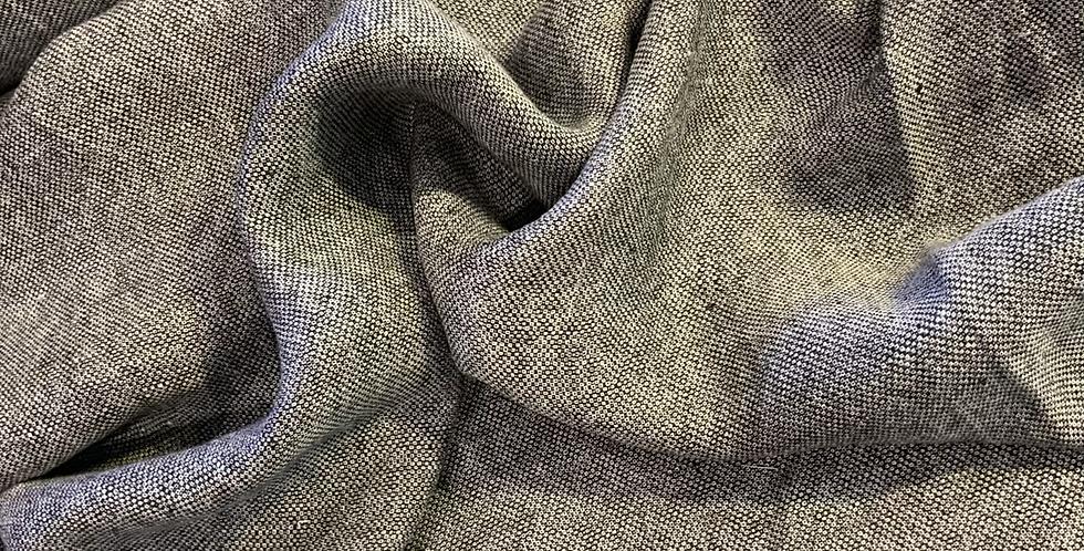 Kingston Marle Grey Textural Linen…
