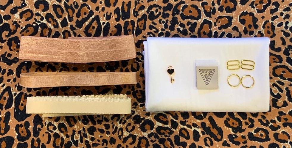 Leopard Ruby Bralette Kit…
