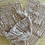 Thumbnail: Dusty pink corded lace piece 9