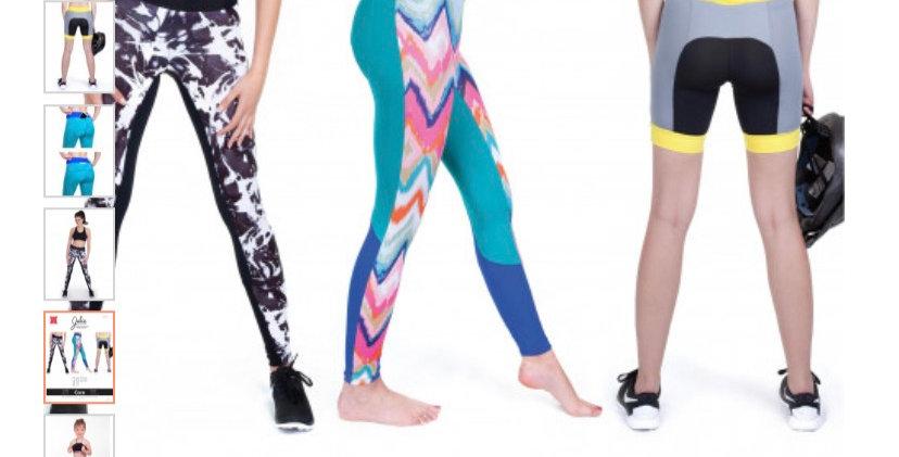 jalie cora tights printed pattern