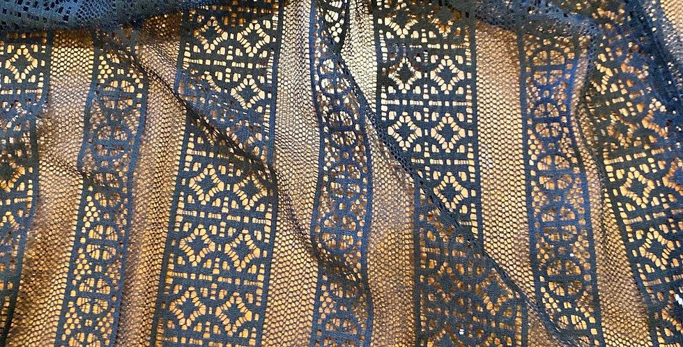 3mtr Bundle Black Lace Lines...