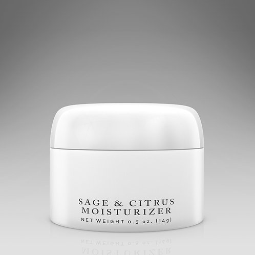Sage and Citrus Moisturizer 2 0z