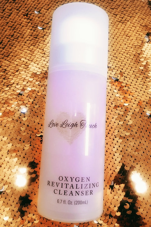 Oxygen Revitalizing Cleanser 2oz